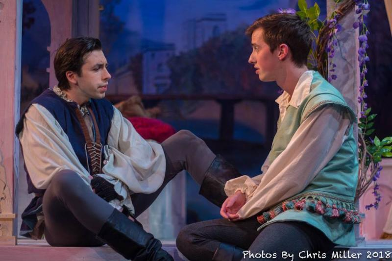 BWW Review: ROMEO AND JULIET at Ritz Theatre Company is Anything but Tragic