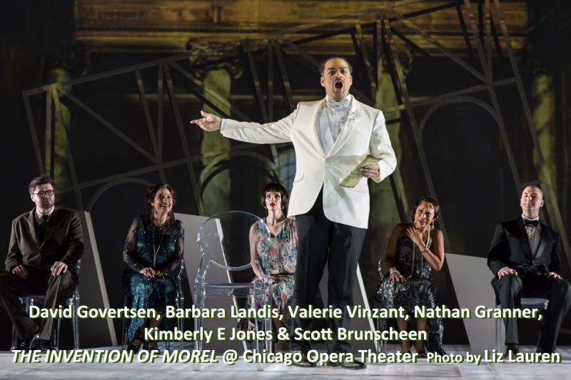 BWW Interview: Jonathan Moore On Partnering With A Police-Man For THE INVENTION OF MOREL