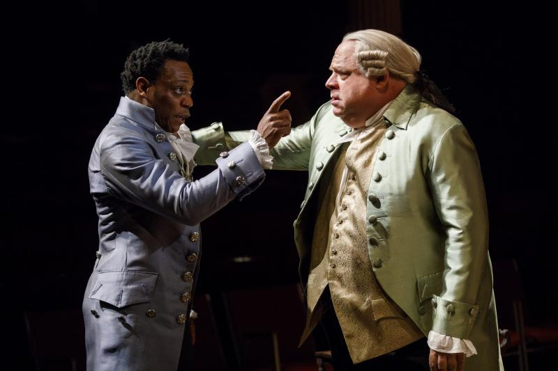 BWW Review:  Bruce Norris' Economic Commentary THE LOW ROAD is a Rollicking Anti-Candide