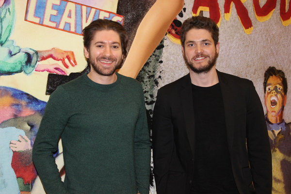 Photo Coverage: Inside Opening Night of Lincoln Center Theater's ADMISSIONS