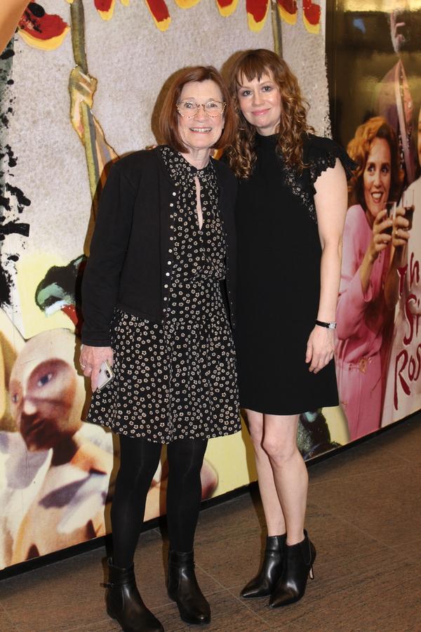 Ann McDonough and Sally Murphy
