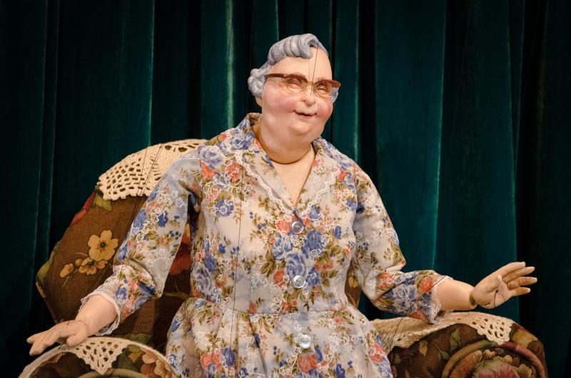 BWW Review: THE DAISY THEATRE at Centaur Theatre Company