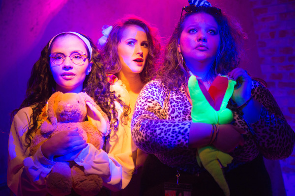 Photo Flash: New American Folk Theatre Presents HOT PINK, OR READY TO BLOW