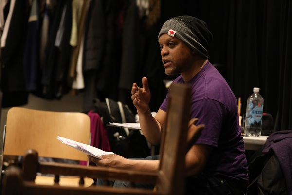 Photo Flash: In Rehearsal with Lynn Nottage's MLIMA'S TALE at The Public