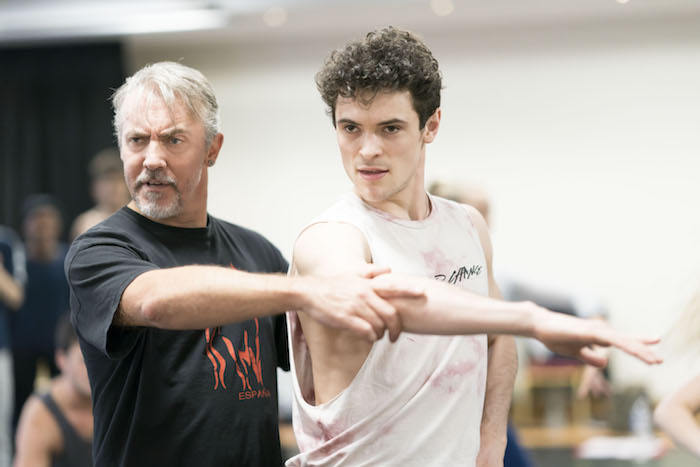 BWW Interview: Jonny Labey Talks STRICTLY BALLROOM THE MUSICAL