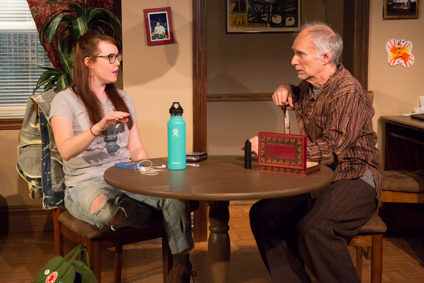 Photo Flash: Max Baker's HAL & BEE Receives NYC Premiere at 59E59 Theaters