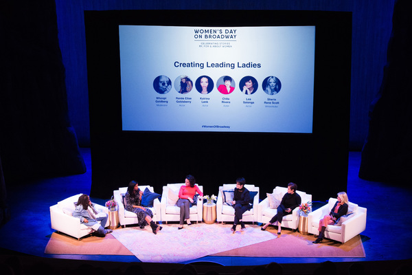 Photo Flash: Disney Theatricals and The Actor's Fund Partner for WOMEN'S DAY ON BROADWAY