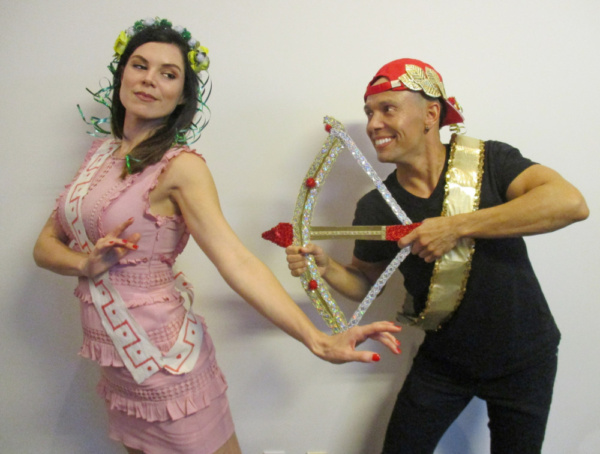 Kate Abreo and David Ancar