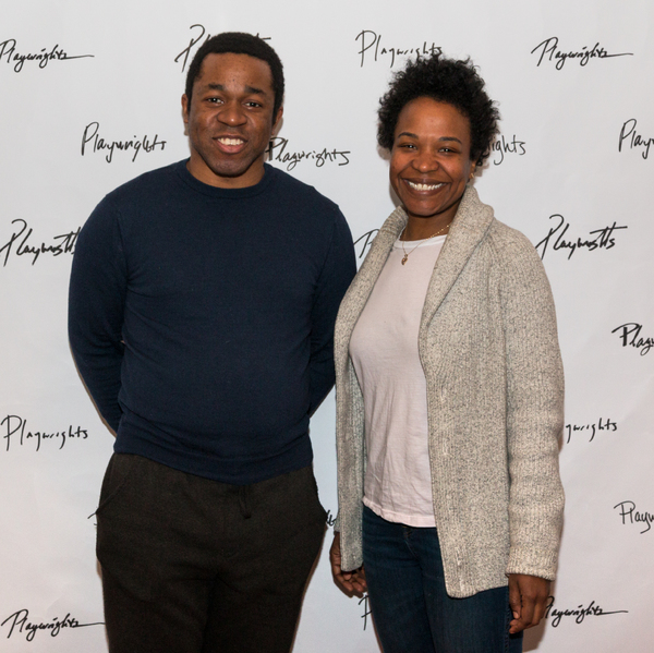 Photo Flash: DANCE NATION Host Meet & Greet at Playwrights Horizons
