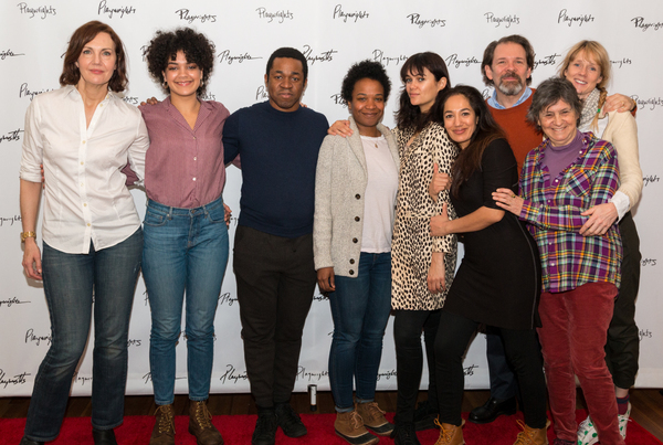 Full cast: Christina Rouner, Camila Canó-Flaviá Ikechukwu Ufomadu, Eboni Booth, Dina Shihabi, Purva Bedi, Thomas Jay Ryan, Ellen Maddow & Lucy Taylor