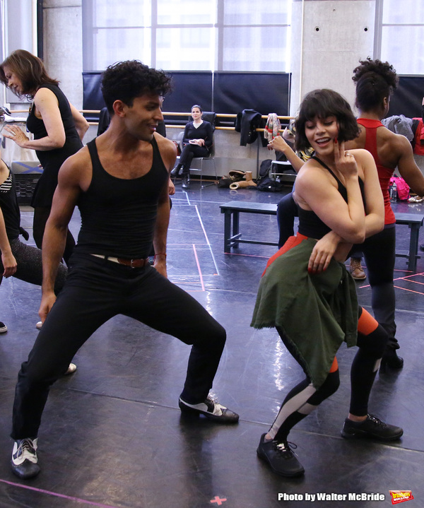 Photo Coverage: In Rehearsal with the Kennedy Center's IN THE HEIGHTS