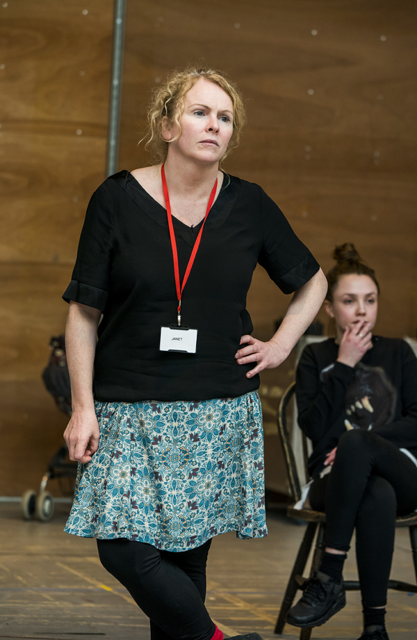 Photo Flash: In Rehearsal For THE PLOUGH AND THE STARS at the Lyric Hammersmith