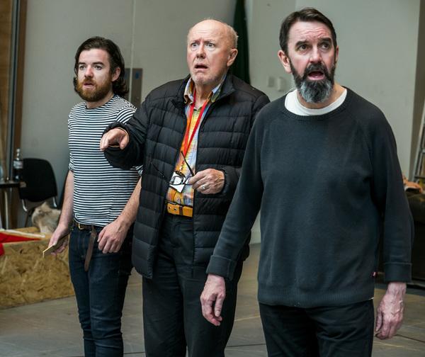John Currivan, Niall Buggy, Phelim Drew