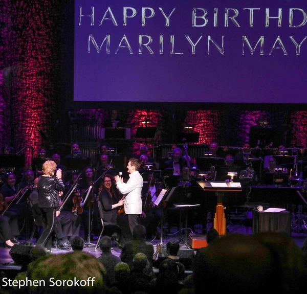 Photo Coverage: Michael Feinstein and The Kravis Center Pops Celebrate Marilyn Maye's Birthday
