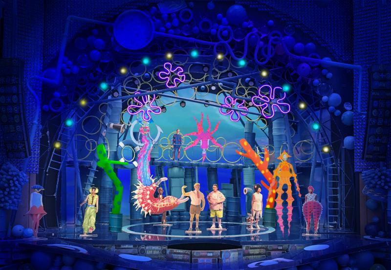 Broadway By Design: David Zinn, Walter Trarbach & Mike Dobson Bring SPONGEBOB SQUAREPANTS from Page to Stage
