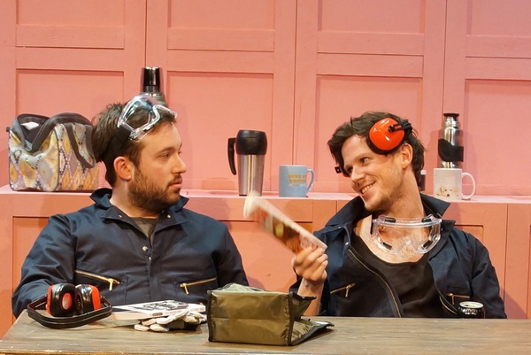 Photo Flash: Mad Horse Theatre Stages REASONS TO BE PRETTY