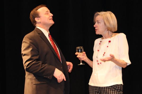 Bruce Murray & Janet Rathert