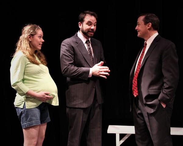 Emily Diedrich, Ian Diedrich, Bruce Murray