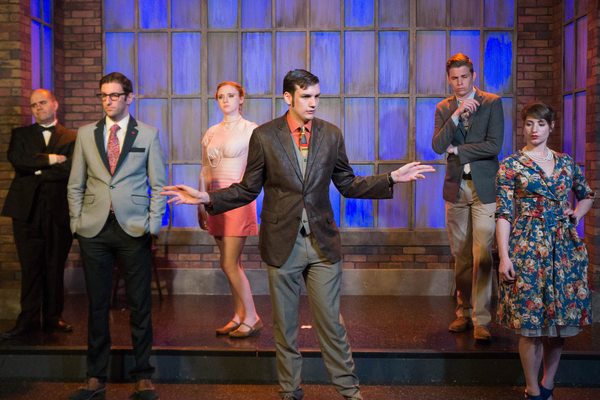 Photo Flash: Judy's Beat Lounge at Piper's Alley Presents CLUED IN: AN IMPROVISED MURDER MYSTERY