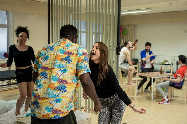 Photo Flash: Nuffield Southampton Theatres, Theatr Clwyd and English Touring Theatre Present A STREETCAR NAMED DESIRE