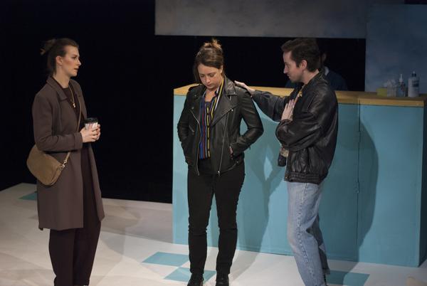 Amanda Tudor, Kiley Rothweiler, Stephen Joshua Thompson