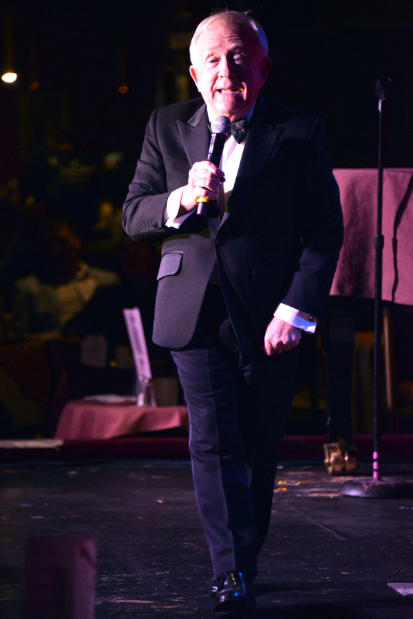 Photo Flash: Leslie Jordan Brings New Show EXPOSED to Catalina Bar & Grill For One Night Only