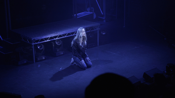 Photo Flash: First Look at Rock Musical MYTH: THE RISE AND FALL OF ORPHEUS at The Other Palace