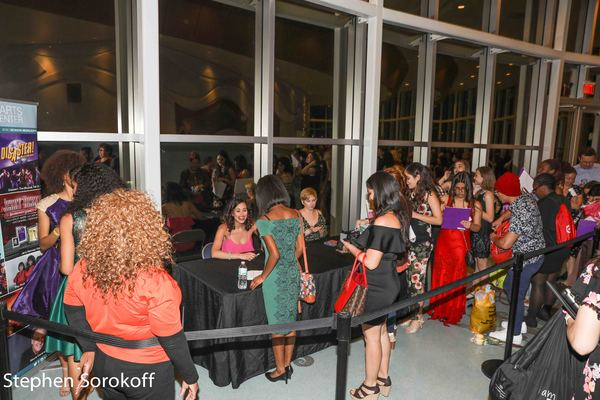 Photo Coverage: Mandy Gonzalez Brings 'Fearless' to the Aventura Arts & Cultural Center