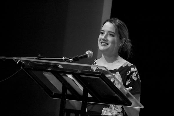 Executive Director Katie Broman