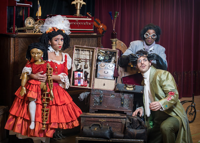 BWW Previews: Skylight & Milwaukee Opera Theatre Bring Offenbach's THE TALES OF HOFFMANN into 2018