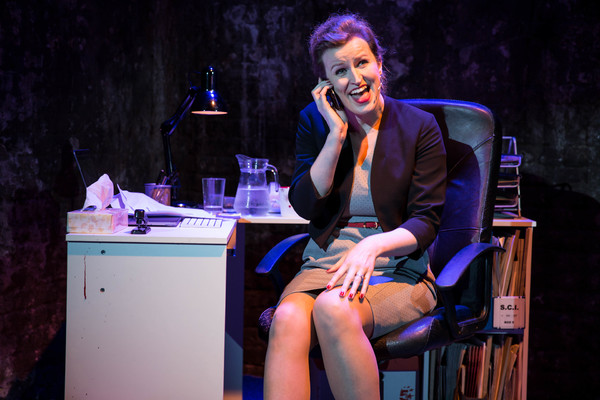 Photo Flash: First Look at LOCK AND KEY at VAULT Festival