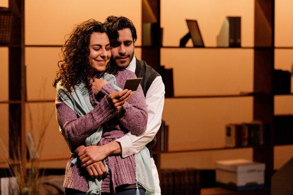 Mari Vial-Golden and Owais Ahmed