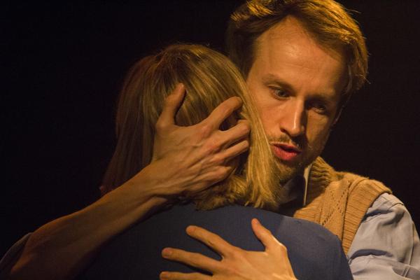 Photo Flash: OLD FOOLS Opens Tonight at Southwark Playhouse