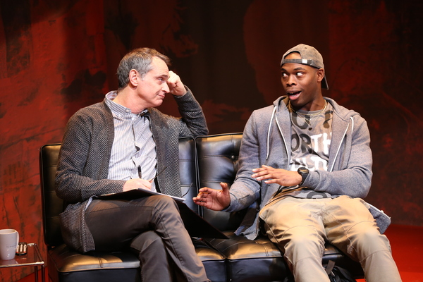 Photo Flash: Brian Dykstra's EDUCATION Receives World Premiere at 59E59 Theaters