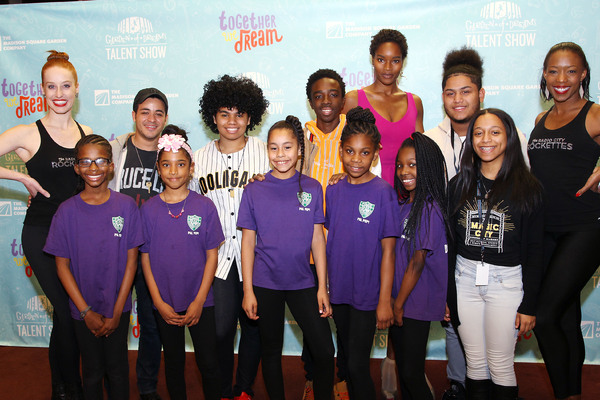 Natalie Reid, Christian Navarro, We McDonald, Caleb McLaughlin, Damaris Lewis, Danell Photo