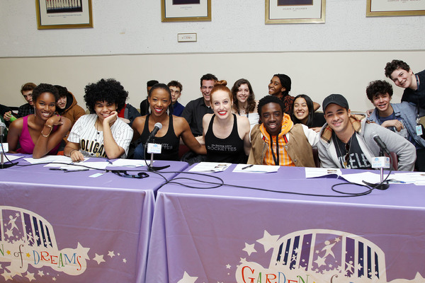 Damaris Lewis, We McDonald, Danelle Morgan, Natalie Reid, Caleb McLaughlin, Christian Photo