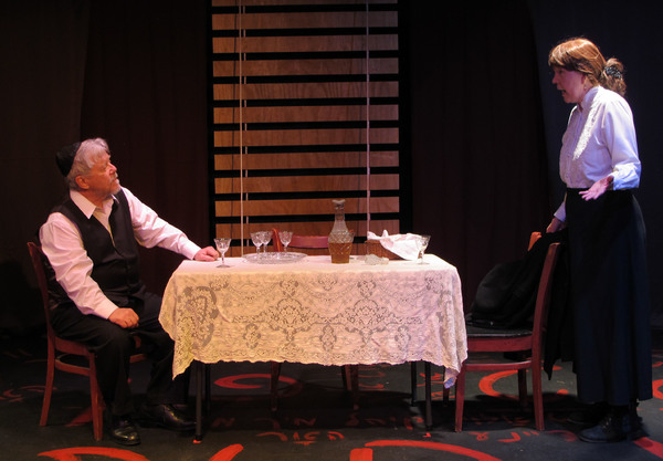 Photo Flash: First Look at GOD OF VENGEANCE at Head Trick Theatre
