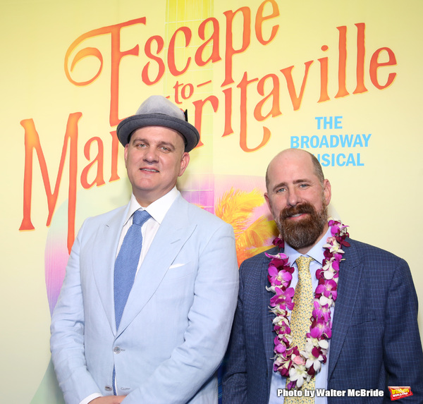 BWW Flashback: Last Call in Paradise! ESCAPE TO MARGARITAVILLE Concludes Broadway Run Today