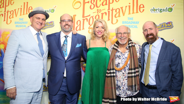 Jimmy Buffett Hi-Res Photo - Photo Coverage: Cast of ESCAPE