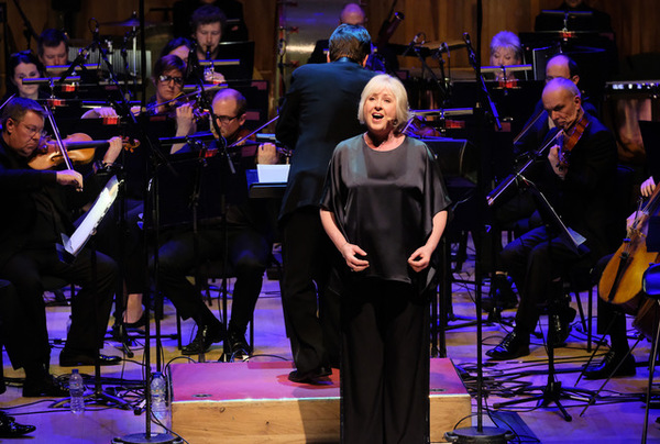 The BBC Concert Orchestra conducted by Keith Lockhart perform Sondheim on Sondheim in Photo