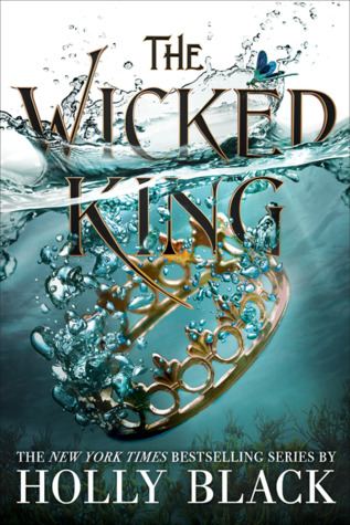 BWW Cover Reveal: THE WICKED KING by Holly Black