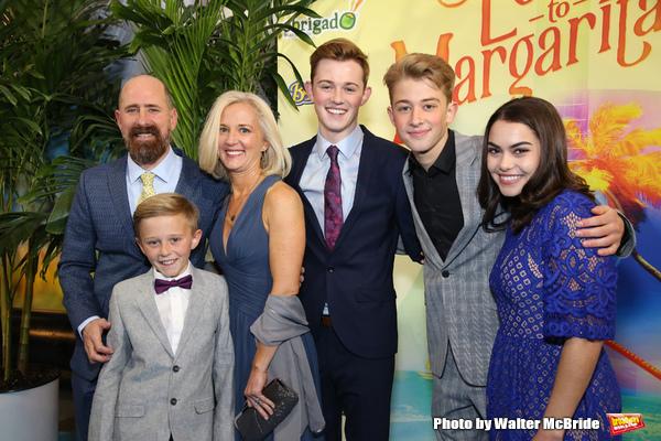Greg Garcia and Kim Garcia with family