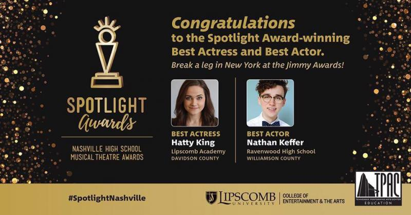 Students from 26 Tennessee Schools Compete for 2018 Spotlight Awards
