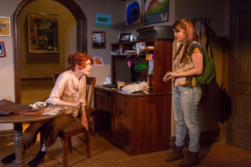 BWW Review: HAL & BEE at 59E59 Theaters-A Clever Blend of Reality and Dark Comedy