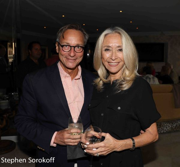 Peter Cromarty & Eda Sorokoff Photo