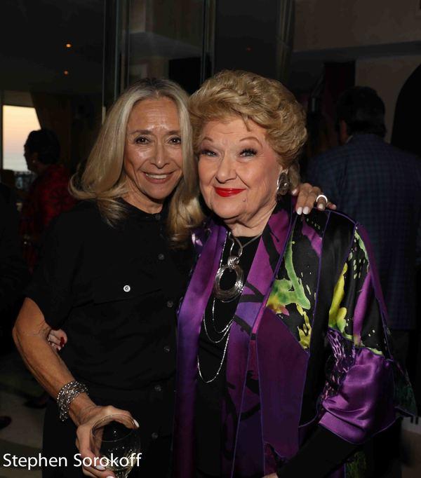 Eda Sorokoff & Marilyn Maye