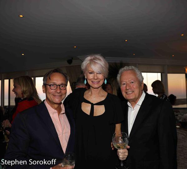 Peter Cromarty, Jill Switzer, Stephen Sorokoff Photo
