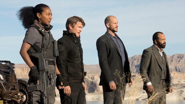 Betty Gabriel, Luke Hemsworth, Gustaf Skarsgard, Jeffrey Wright