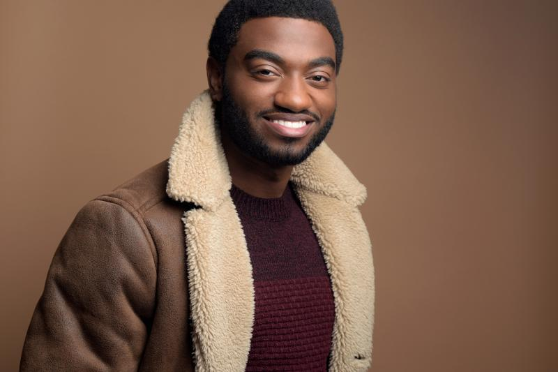 Debut of the Month: Chillin' with FROZEN's Jelani Alladin!