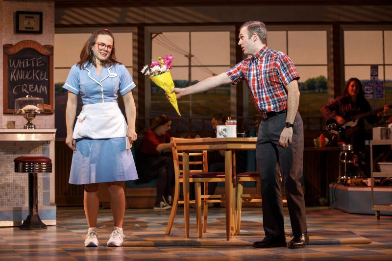 BWW Review: WAITRESS Frequently Betrays Its Southern Heart With Loudness and Silliness